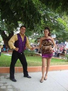 Salsa Casino with Lilly Alcantara & Israel Andalón at La Cruz De Huanacaxtle, Nayarit