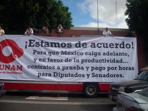 Nueva Ley Laboral en México