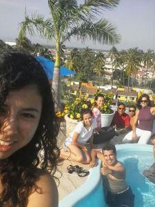 Selfie in Puerto Vallarta