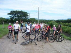 Shanti Bike Ride