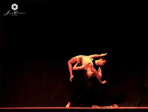 Montaje de Danza Contemporánea: Precipicio (Enero y Abril 2015)