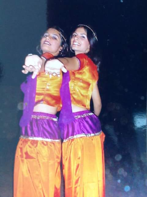 Indian Dancers on Khaoz Contest