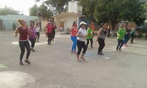 Zumba en Tapachula