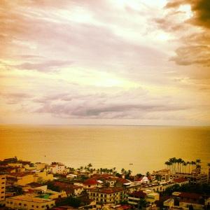 Sunset in Vallarta