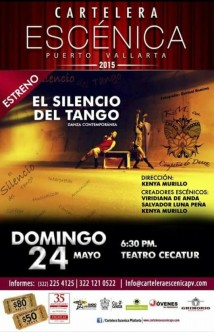 Poster del Silencio del Tango