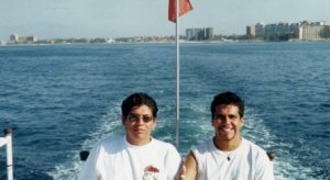Puerto Vallarta, many years ago, when I was just a tourist.