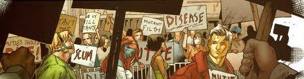 Antimutant Protests