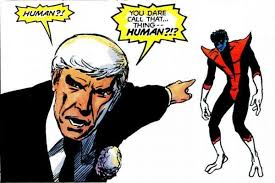 Racism against Nightcrawler