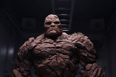 Jamie Bell as Ben Grimm (The Thing)