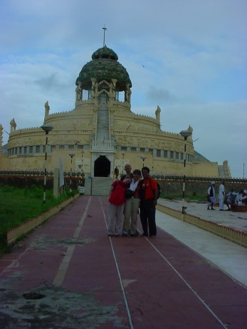 AIESECers in Palitana