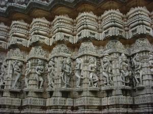Palitana, Temple Detail