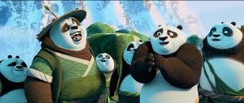 Kung Fu Panda 3 With The Kids From The Shelter