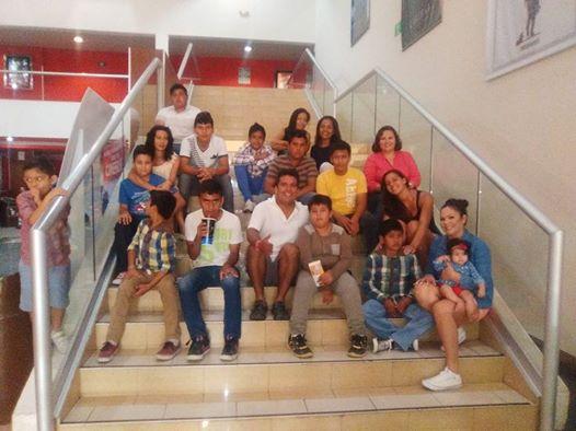 Jungle Book with the kids of Vida Nueva