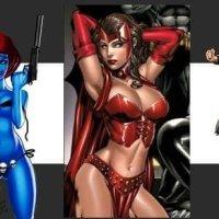 Las 5 Mamás más Hot de los Comics