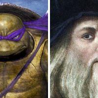 ¿Es que hemos tenido cruzados los nombres de las Tortugas Ninja por 30 años?