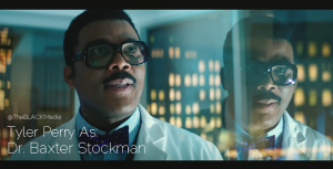 Baxter Stockman (Tyler Perry)