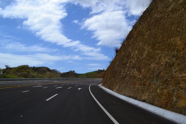 Nueva Carretera La Cruz - Punta Mita
