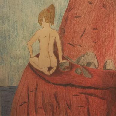 Nude Girl, Israel Andalon
