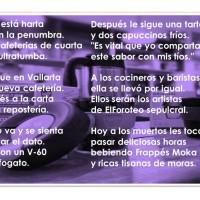 Calaveritas a ElForoteo, Café Real.