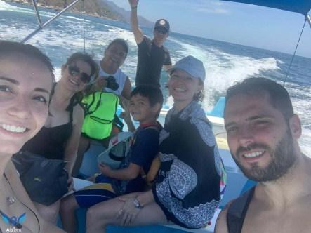 Boat Trip in Vallarta