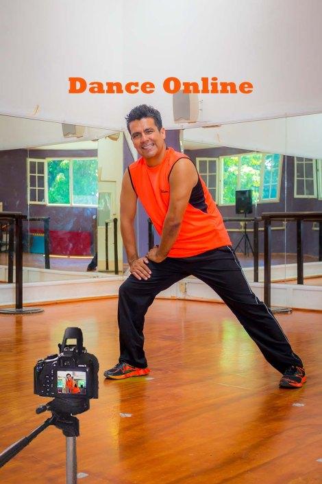 Online Cardio Dance