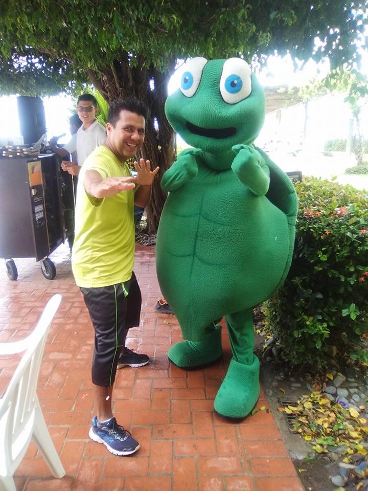 la tortuga y yo