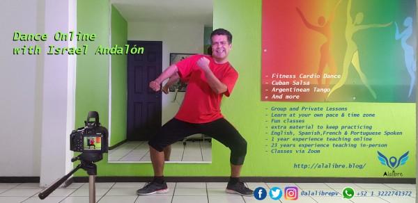 Online Cardio Dance Marketing