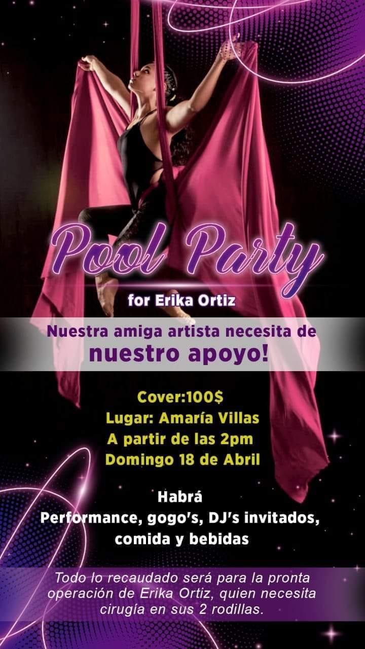 Pool Party Para Erika