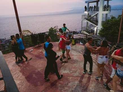 Bailando Kizomba