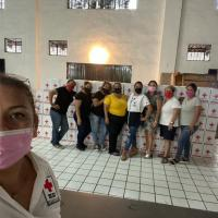 Red Cross helping victims of Hurricane Nora